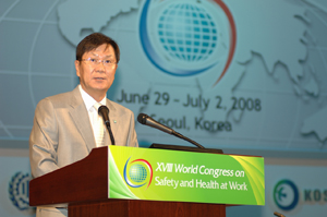 The 18th World Congress on Safety and Health at Work