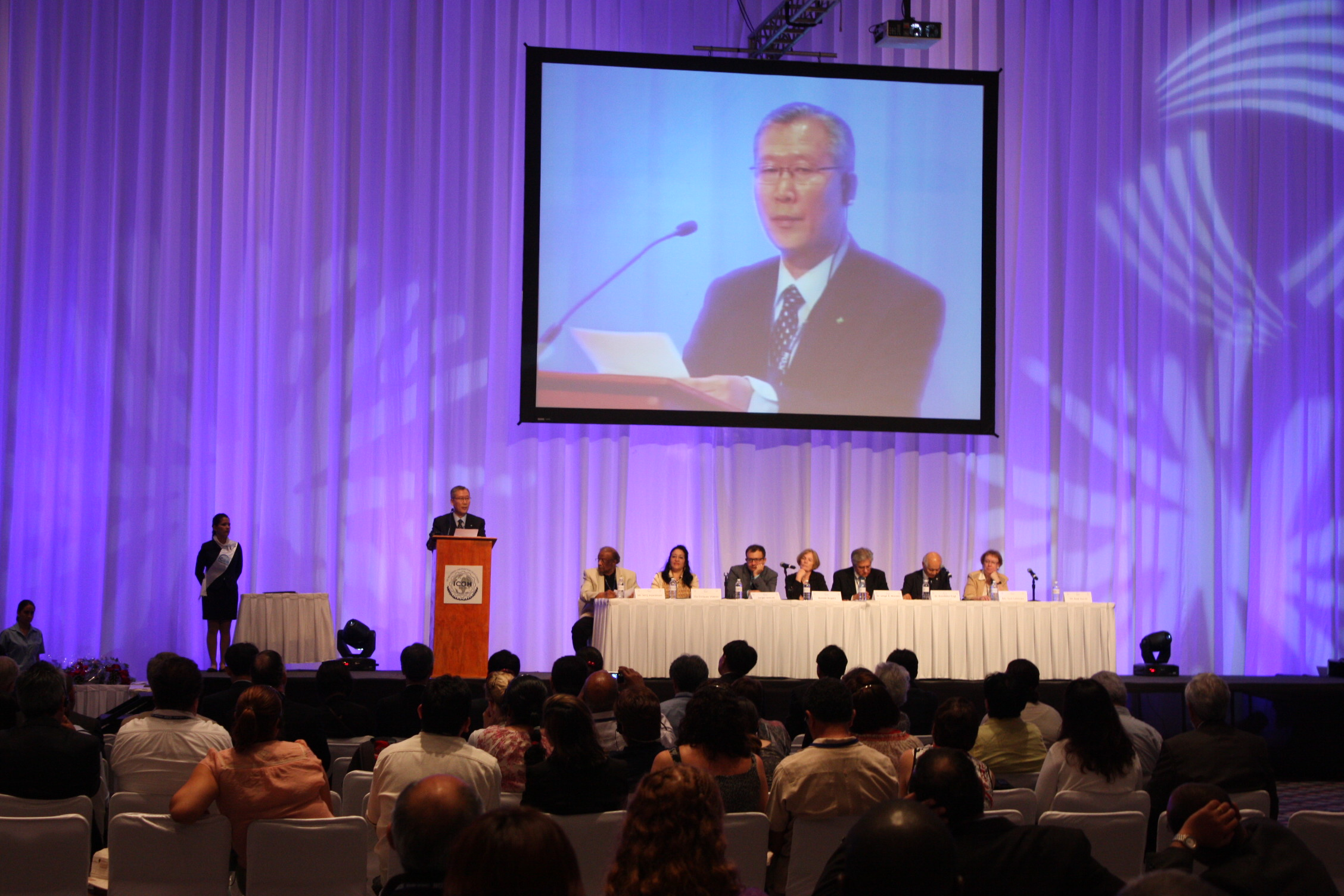 the 30th International Congress on Occupational Health