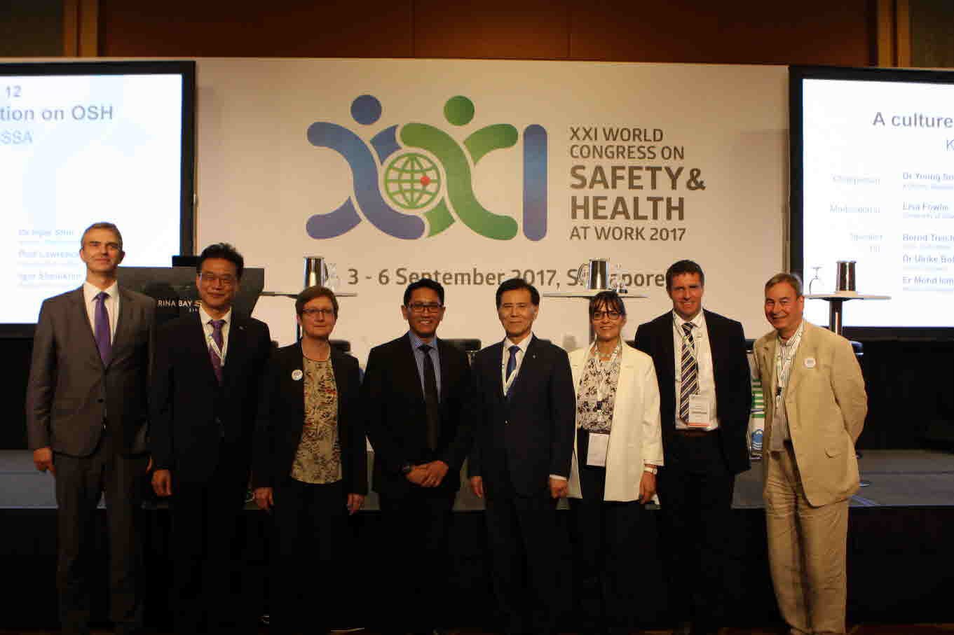 XXI World Congress on Safety and Health